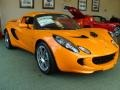 Chrome Orange 2008 Lotus Elise SC Supercharged