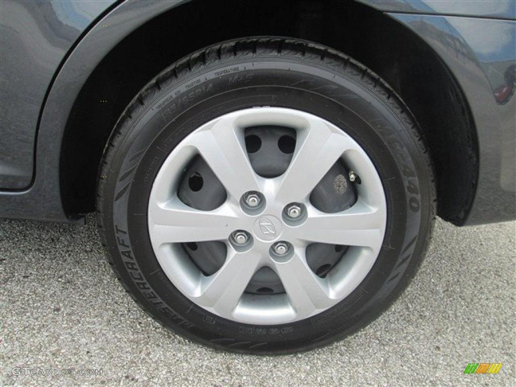 2011 Hyundai Accent Gls 4 Door Wheel Photo 77193280
