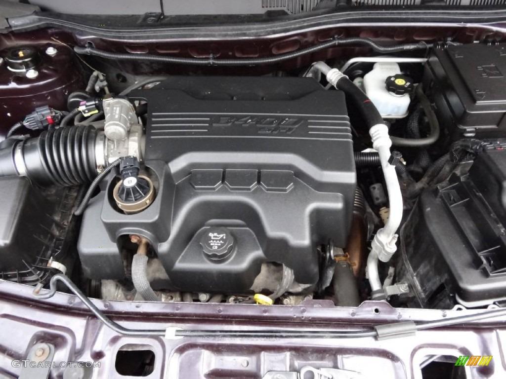 2007 chevrolet equinox ls 3 4 liter ohv 12 valve v6 engine. Black Bedroom Furniture Sets. Home Design Ideas