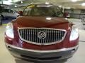 2009 Red Jewel Tintcoat Buick Enclave CXL AWD  photo #3
