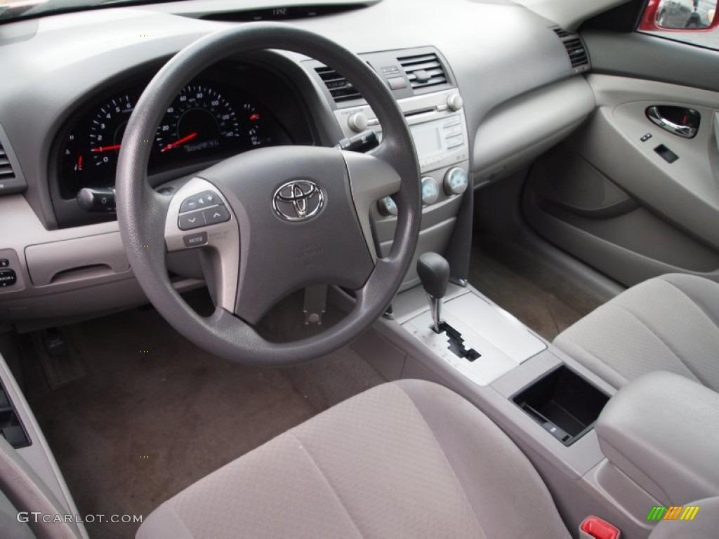 Ash Interior 2007 Toyota Camry Le Photo 77205683
