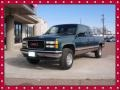 Forest Green Metallic - Sierra 2500 SLE Extended Cab 4x4 Photo No. 14