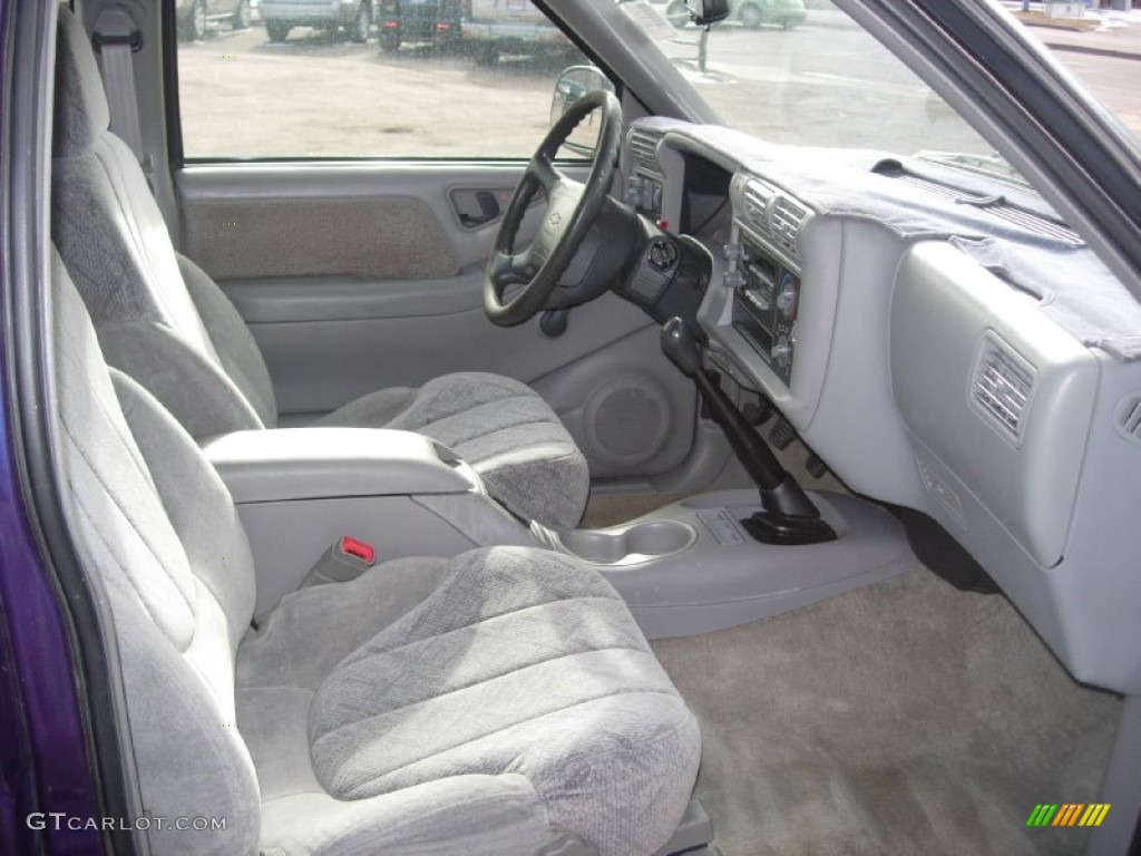 on 1994 Chevrolet Blazer Seats