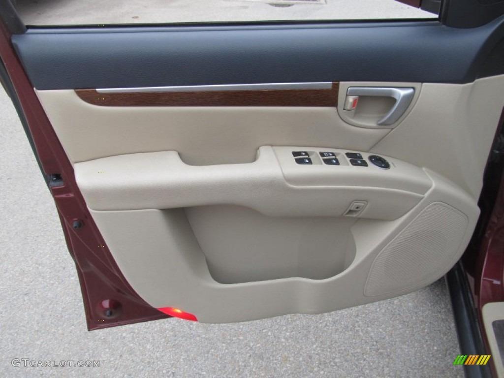 2007 Hyundai Santa Fe Limited 4wd Door Panel Photos