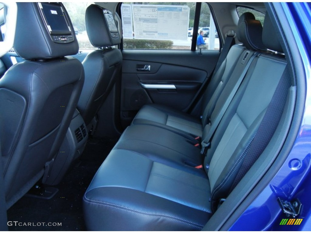 2013 ford edge sport rear seat photo 77215073. Black Bedroom Furniture Sets. Home Design Ideas