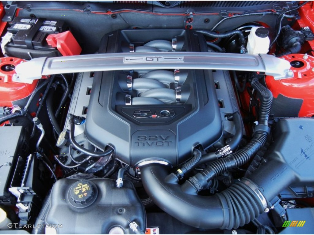 2013 ford mustang gt cs california special convertible engine photos. Black Bedroom Furniture Sets. Home Design Ideas