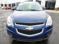 2010 Navy Blue Metallic Chevrolet Equinox LS AWD  photo #8