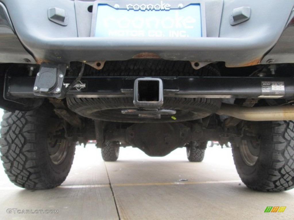 2004 Dakota Sport Regular Cab 4x4 - Black / Dark Slate Gray photo #17