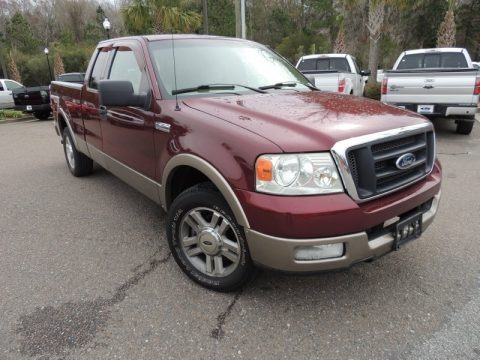 2004 ford f150 lariat supercab data info and specs. Black Bedroom Furniture Sets. Home Design Ideas
