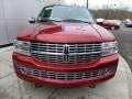 2007 Vivid Red Metallic Lincoln Navigator Luxury 4x4  photo #7