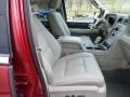 2007 Vivid Red Metallic Lincoln Navigator Luxury 4x4  photo #10