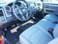 2013 1500 Black/Diesel Gray Interior