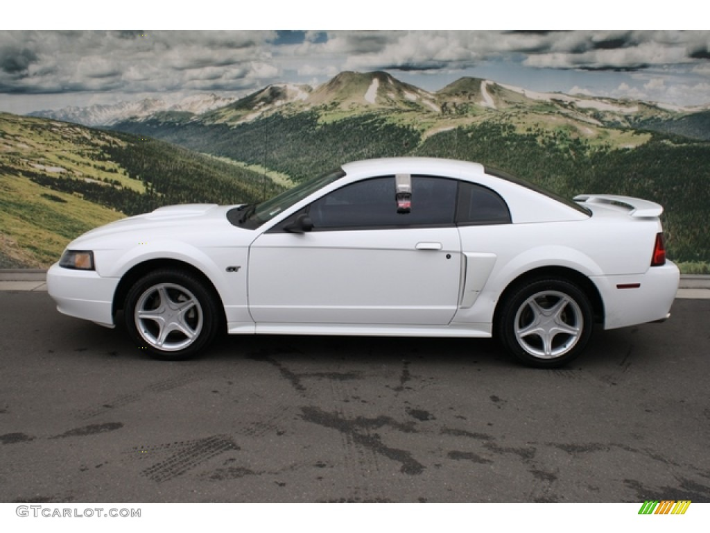 2011 Roush Stage 3 >> Oxford White 2002 Ford Mustang GT Coupe Exterior Photo #77250944 | GTCarLot.com
