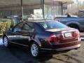 2011 Bordeaux Reserve Metallic Ford Fusion SEL V6  photo #6