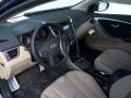 Beige Prime Interior Photo for 2013 Hyundai Elantra #77257385