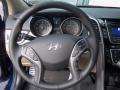Beige Steering Wheel Photo for 2013 Hyundai Elantra #77257454