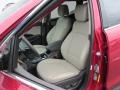 Beige Front Seat Photo for 2013 Hyundai Santa Fe #77257681