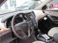 Beige Prime Interior Photo for 2013 Hyundai Santa Fe #77257831