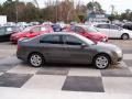 2011 Sterling Grey Metallic Ford Fusion SE V6  photo #3
