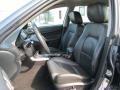 Off Black 2009 Subaru Outback Interiors