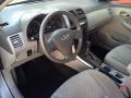 Ash 2009 Toyota Corolla Interiors