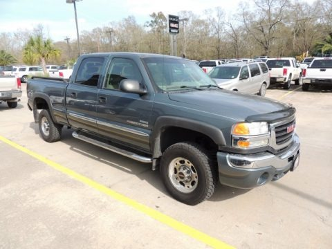 2007 GMC Sierra 2500HD Classic SLT Crew Cab 4x4 Data, Info and Specs
