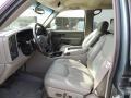 2007 Stealth Gray Metallic GMC Sierra 2500HD Classic SLT Crew Cab 4x4  photo #8