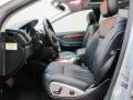 Front Seat of 2009 R 350 4Matic