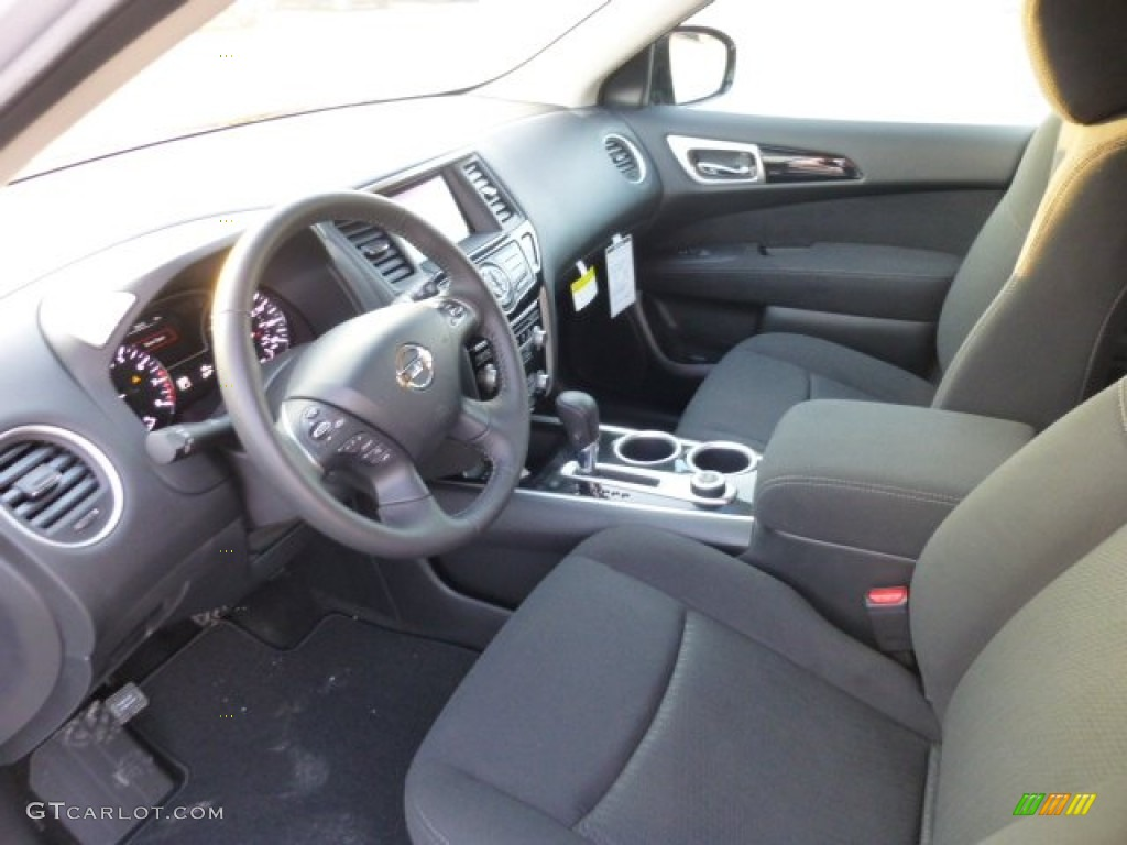 2013 Nissan Pathfinder Sv 4x4 Interior Color Photos