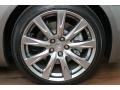 2009 Infiniti G 37 Convertible Wheel and Tire Photo