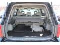 2005 Honda Pilot Gray Interior Trunk Photo