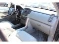 2005 Honda Pilot Gray Interior Dashboard Photo