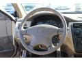 Ivory Steering Wheel Photo for 2002 Honda Accord #77282564