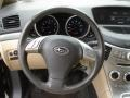 Desert Beige Steering Wheel Photo for 2009 Subaru Tribeca #77298000