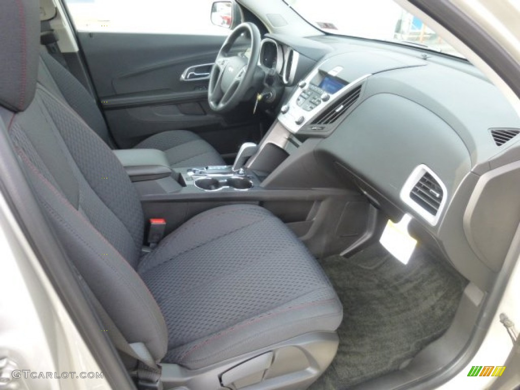 2013 Chevrolet Equinox Ls Awd Interior Color Photos