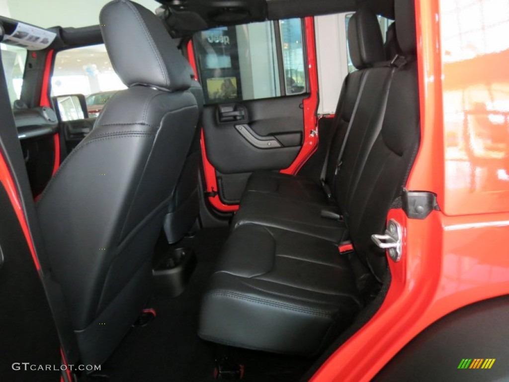 Wrangler Rear Seat Rear Seat Photo 77310648