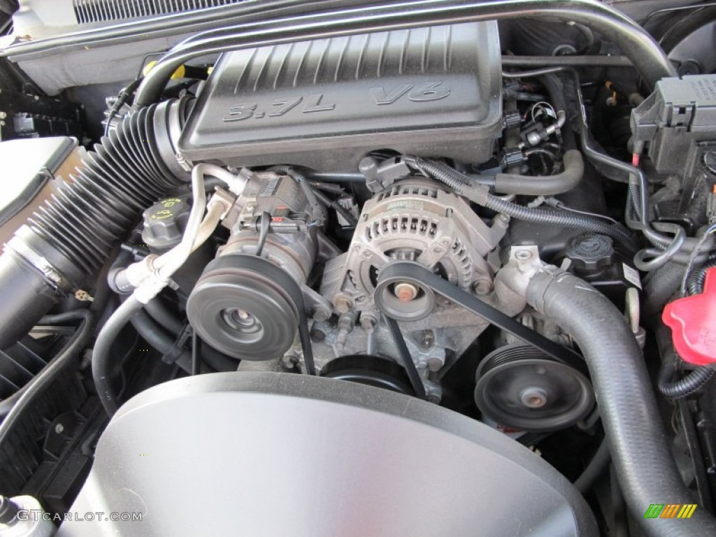 2005 Jeep Grand Cherokee Laredo Engine Photos | GTCarLot.com