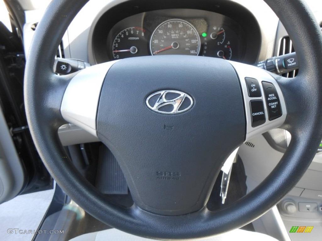 09 hyundai elantra steering