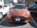 Catalunya Copper 2013 Hyundai Genesis Coupe 3.8 Grand Touring