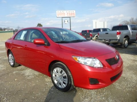 2010 toyota corolla xle data info and specs. Black Bedroom Furniture Sets. Home Design Ideas