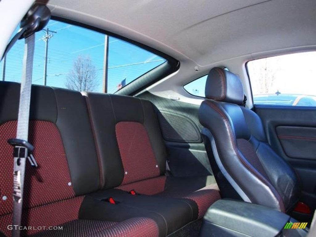 2006 Hyundai Tiburon Gt Rear Seat Photo 77333235