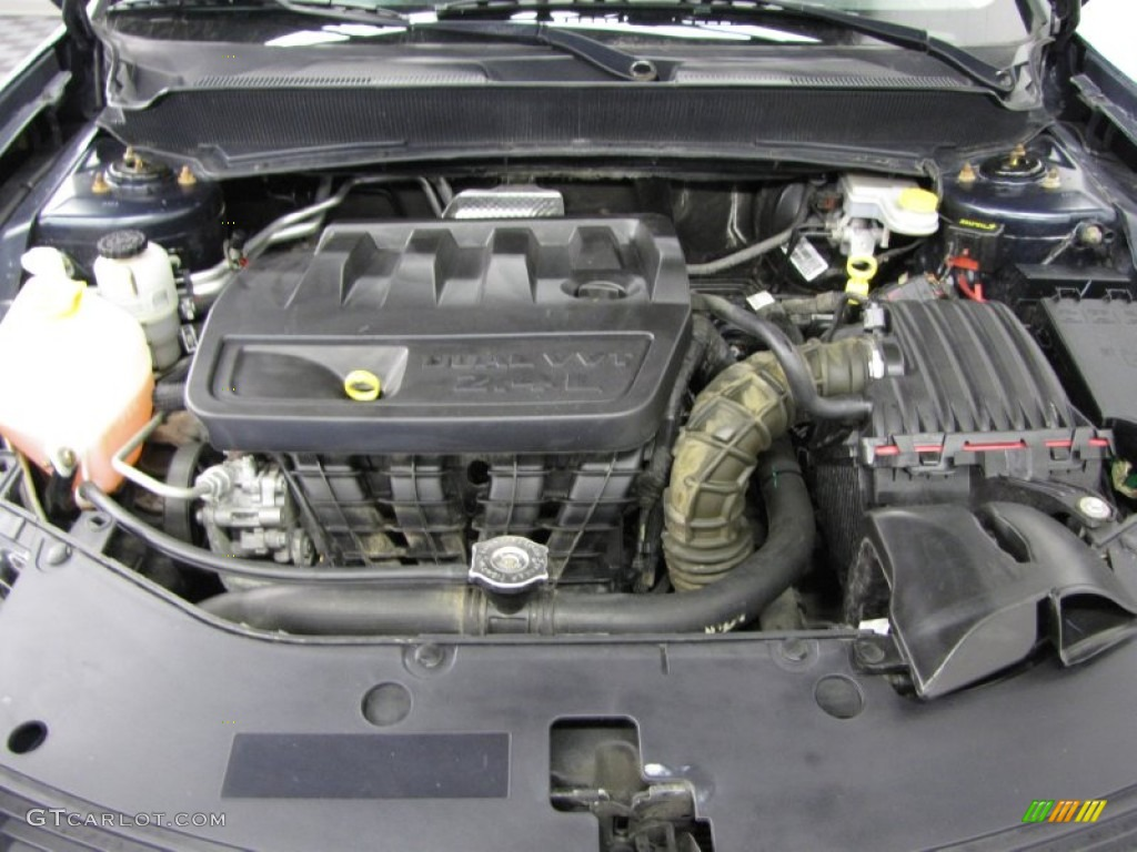 2008 Dodge Avenger Sxt 24 Liter Dohc 16 Valve Dual Vvt 4 Cylinder Infiniti G35 Fuel Filter Location Engine Photo
