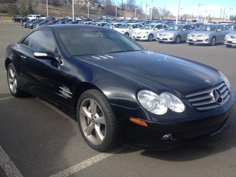 2004 mercedes benz sl 600 roadster data info and specs. Black Bedroom Furniture Sets. Home Design Ideas
