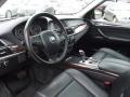 Black 2007 BMW X5 Interiors