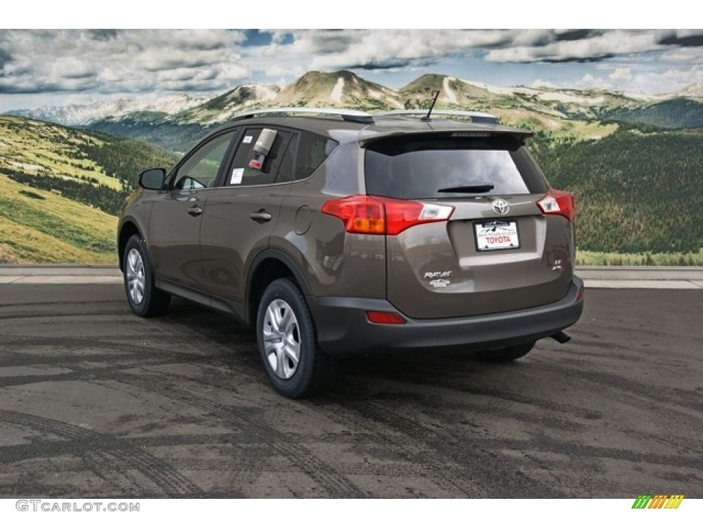 2013 pyrite mica toyota rav4 le awd 77331993 photo 2. Black Bedroom Furniture Sets. Home Design Ideas