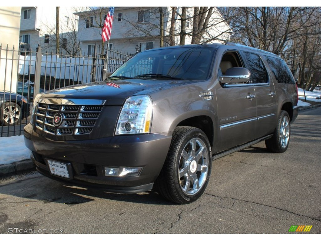 2010 galaxy gray cadillac escalade esv premium awd. Black Bedroom Furniture Sets. Home Design Ideas