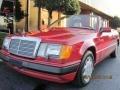 Red - E Class 300 CE Cabriolet Photo No. 5