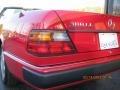 Red - E Class 300 CE Cabriolet Photo No. 13