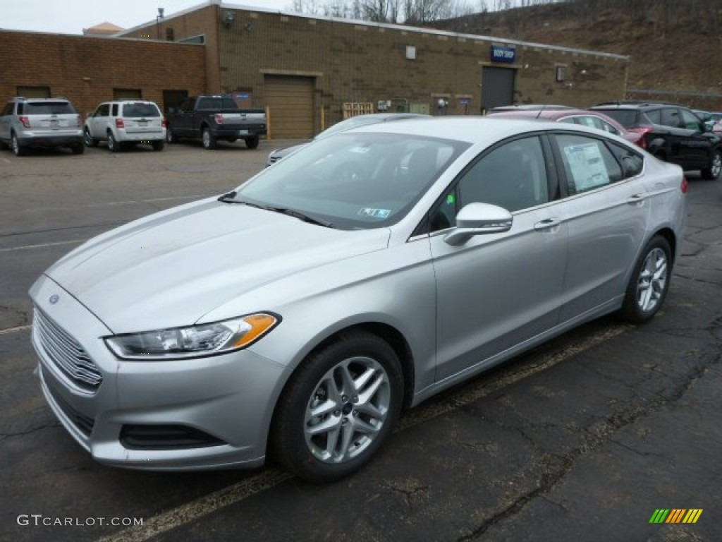 2017 Ford Fusion 2 0 Ecoboost >> Ingot Silver Metallic 2013 Ford Fusion SE Exterior Photo #77354457 | GTCarLot.com