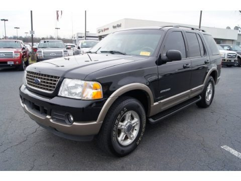 2002 ford explorer eddie bauer data info and specs. Black Bedroom Furniture Sets. Home Design Ideas
